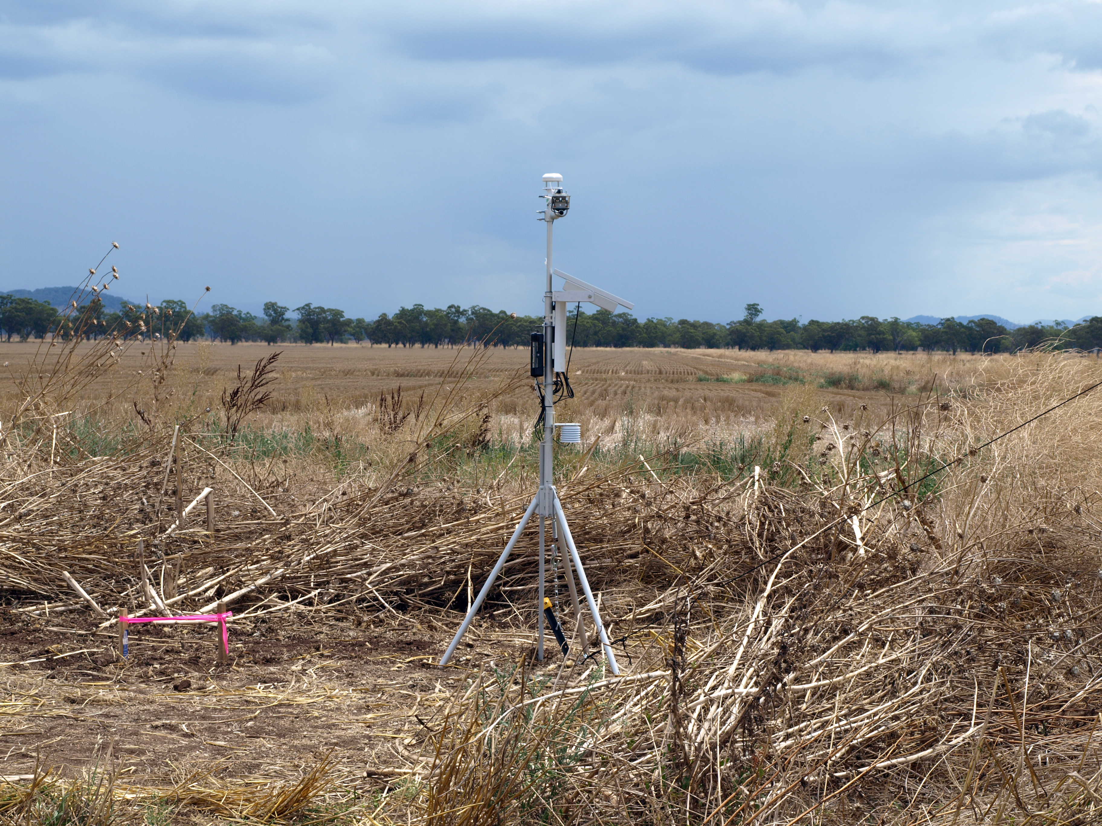 AWS Automatic Weather Station