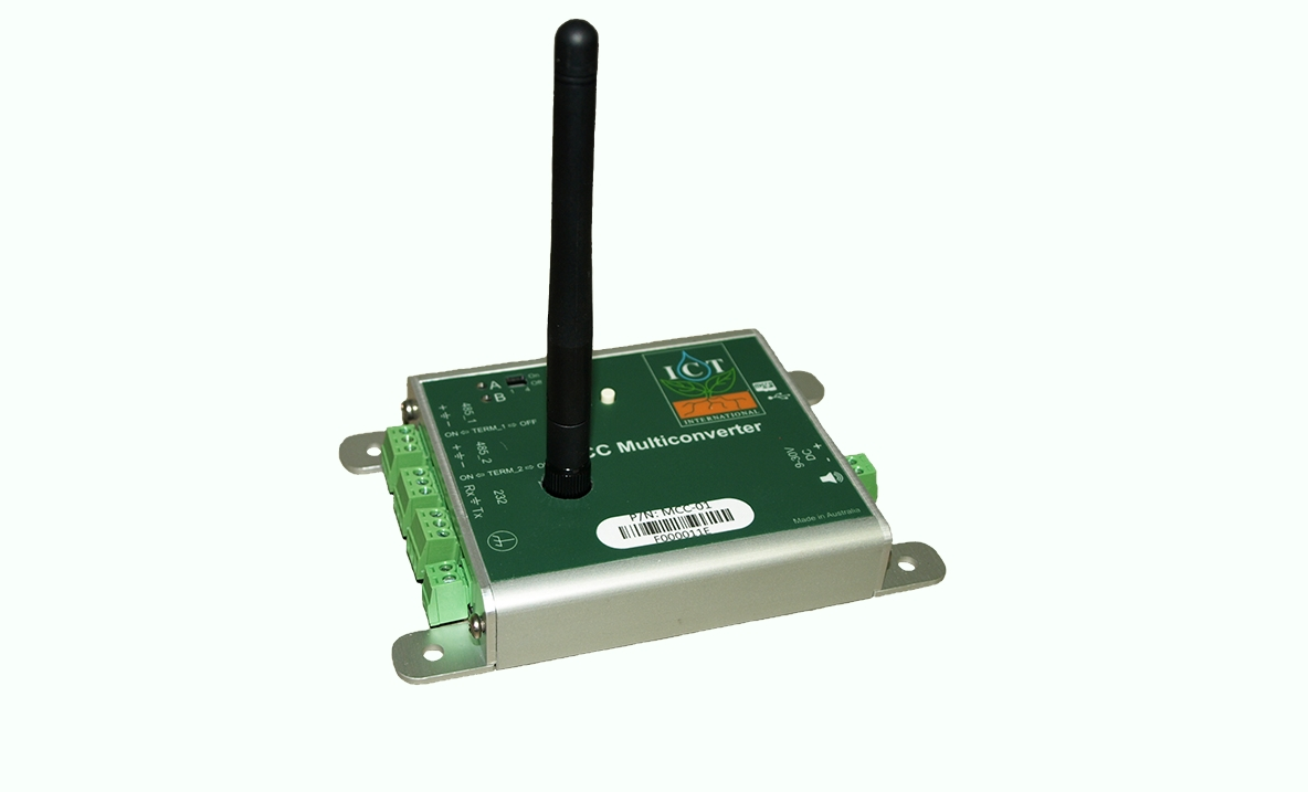 Wireless Data Collector