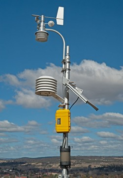 AWS1 WEATHER STATION