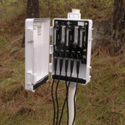 EM50 Data Logger In the Field