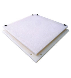 Plastic Suction Plate