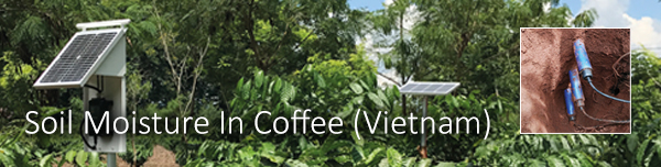 Soil Moisture In Coffee (Vietnam)