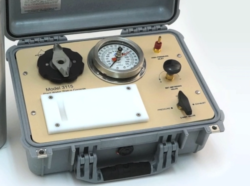 Portable Plant Water Status Console
