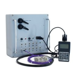 ALUSYS heat flux measurement system
