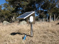 LoRaWAN Soil Monitoring Station (ADR)