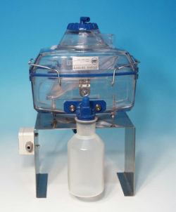 Runoff Polycarbonate Tipping Counter