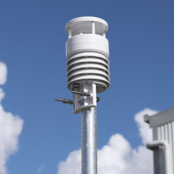 AWS500 Automatic Weather Station In Industrial Situ