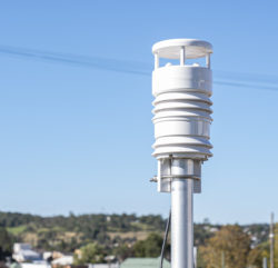 IMS305 Industrial Meteorological Station in Urban Situ