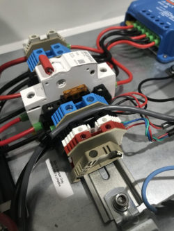 ICT-RMS inside example cabling