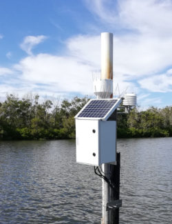 ICT-RMS used in Aquaculture Water Monitoring Context
