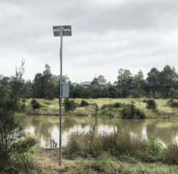 RMS in use for monitoring Urban Water Quality